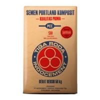 Tiga Roda Semen Portland Komposit - 50 kg