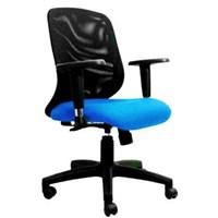 Kursi Kantor Chairman - TS 0708 - Biru - Inden 14-30 Hari