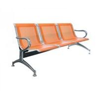 Kursi Umum / Kursi Tunggu Indachi PS 53 M - Oranye - Inden 14-30 Hari