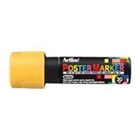 Spidol Poster / Poster Marker Artline EPP-30 - 30 mm - Kuning - 1 Pak Isi 6 Pcs