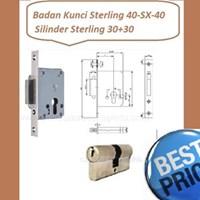 Gagang Pintu Set Sterling 40-SX-40