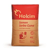Holcim Semen Serbaguna 50 Kg 160 zak