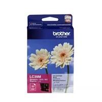 Tinta Printer Brother Ink Cartridge LC-39-M Untuk DCP-J125/DCP-J315W - Magenta
