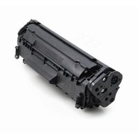 Cartridge Toner Printer HP  HP 12A Compatible  Laserjet -Q2612A - Hitam