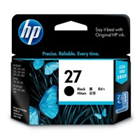 HP 27 Black Ink Cartridge