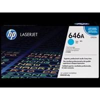 Toner printer  Cartridge HP Original LaserJet - CF031A - Cyan