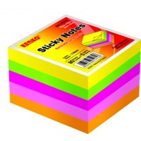 Post-It / Sticky Note Kenko Cube SNC-0303N Cube - Neon Color