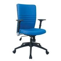 Kursi Kantor Chairman Modern Chair MC 1703 - Biru - Inden 14-30 Hari