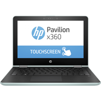 Laptop / Notebook HP Pavilion x360 Convertible 11-ad034TU RAM 4GB HDD 500GB Win10 Home SL 11.6