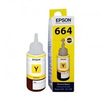 Tinta Refil Printer Epson Yellow T6644