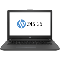 Laptop / Notebook HP 245 G6 14-Inch HD Display, AMD A9-9420, Radeon R5 Graphics, 4GB DDR4 Memory