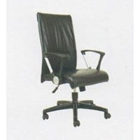 Kursi Kantor Chairman Premier Collection PC 9730 BAC - Oscar / Fabric - Kaki Aluminium - Hydrolic - Hitam - Inden 14-30 Hari