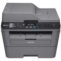 Printer Brother Mono Laser Multifunction with Duplex, Wifi & Fax MFC-L2700DW
