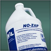 NO ZAP Anti Static Balance Cleaner 3,79 Liter