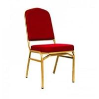 Kursi Kantor Indachi Utility Chair Lotus II COT - Merah - Inden 14-30 Hari
