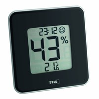 Medequip Thermo Hygrometer TFA Dostman