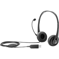 Headset HP Stereo USB