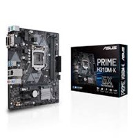 CPU Support Asus Intel LGA1151 PRIME H310M-K
