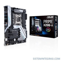 CPU Support Asus Intel FCLGA 2066 PRIME X299-A