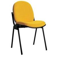 Indachi Kursi Susun D-380 - Fabric - Kuning - Inden 14-30 Hari