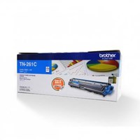 Toner Printer Brother Mono Cartridge TN-261C - 1400 Lembar - Cyan