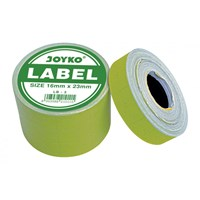 Label Harga Joyko LB-3 (2 baris, Cah-Cah, fluorescent yellow)