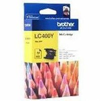 Tinta Printer Brother Ink Cartridge LC-400Y - Kuning