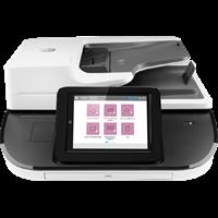 Scanner HP Digital Sender Flow 8500 fn2 Doc. Capture Workstation
