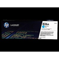 Toner Printer Cartridge HP Original LaserJet 826A - CF311A - Cyan