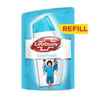LIFEBUOY BW COOLFRESH BLUE PCH 450ml