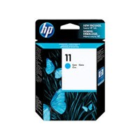 Tinta Printer HP No 11 Cyan Ink Cartridge