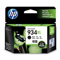 HP Ink Cartridge C2P23AA 934XL - XL- Hitam