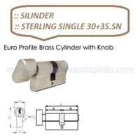 Gagang Pintu Sterling Single 30+35
