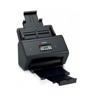 Brother Mesin Scanner ADS-2800W - Hitam