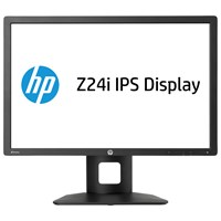 HP Commercial Performance Monitor Z24i 24-Inch IPS Monitor INDO
