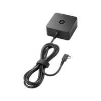 Power - A/C Adapter HP 45W USB-C Power Adapter (right angle)