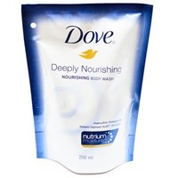 DOVE BW DEEPLY NOURISHING PCH 200 ML