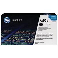 Toner printer cartridge HP CE260XC Black
