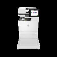 Printer LaserJet HP Color Enterprise MFP M681f