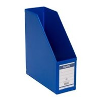 Box File Bantex 4011-01 Folio 10cm Biru