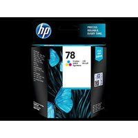 Tinta Printer HP Original Ink Cartridge 78 - C6578DA - Tri-color