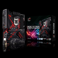 CPU Support Asus Intel LGA1151 ROG STRIX B360-H GAMING