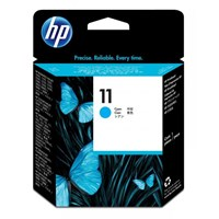 Tinta Printer HP No 11 Cyan Printhead