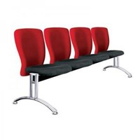 Tempat Duduk Umum / Public Seating Indachi D-304 - Merah - Inden 14-30 Hari