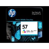 Tinta Printer HP Original Ink Cartridge 57 - C6657AA - Tri-color
