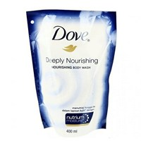 DOVE BW DEEPLY NOURISHING PCH 400 ML