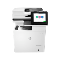 Printer LaserJet HP Enterprise MFP M632h