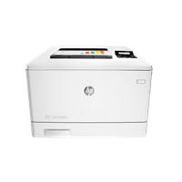Printer LaserJet Color HP Pro  M452nw