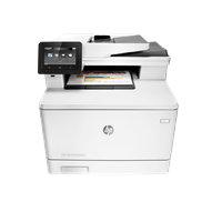 Printer LaserJet HP Pro 400 Color MFP M477fnw