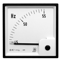 Analog Power Factor Meter (Pointer)